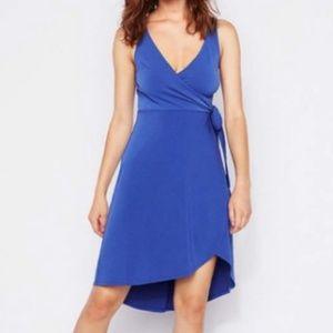 New Express Wrap Dress Size XL